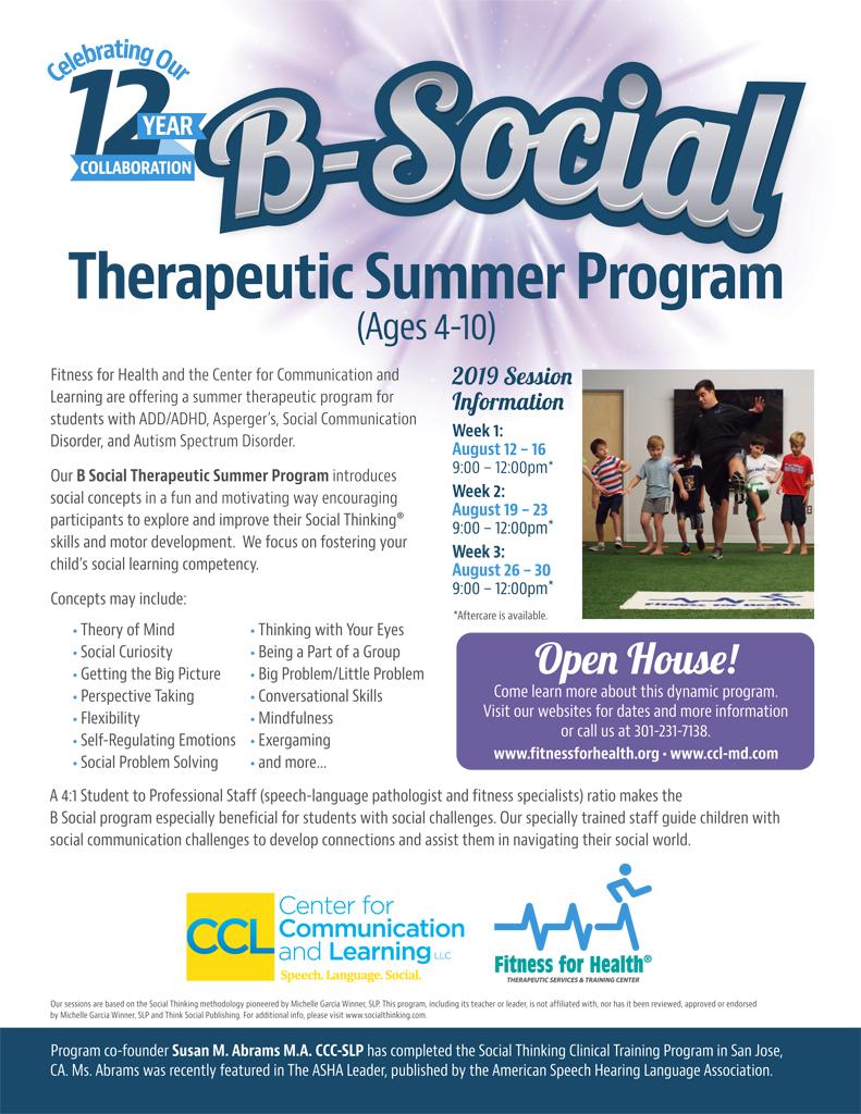 ccl-be-social-summer-programs-2019